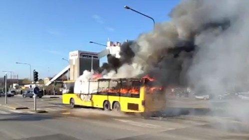Kollektivtrafiken Malmö